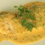 Biban cu sos alb